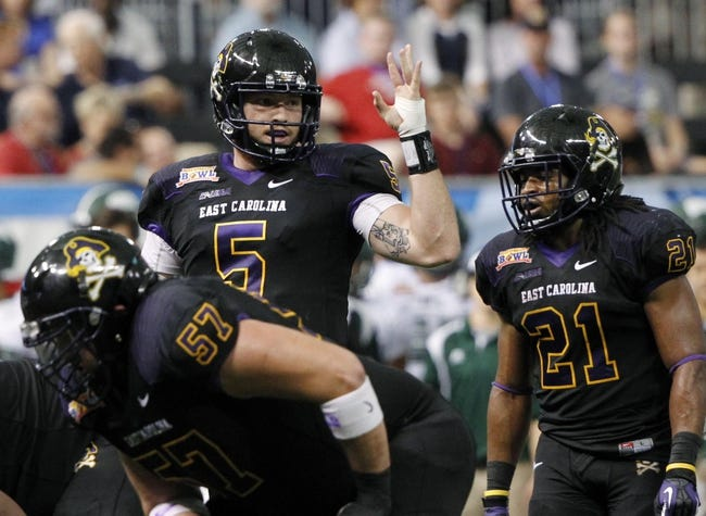 College Football Preview: The 2014 East Carolina Pirates