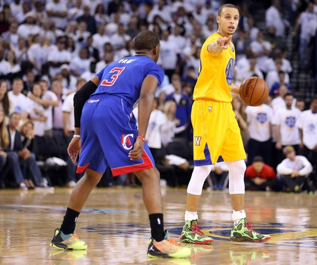 Golden State Warriors vs. Los Angeles Clippers - 4/24/14