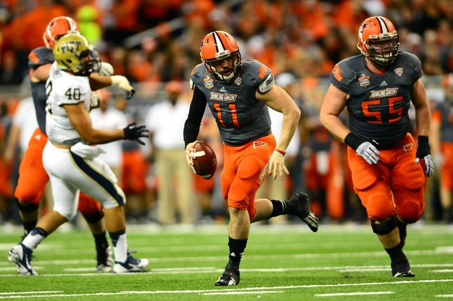College Football Preview: The 2014 Bowling Green Falcons