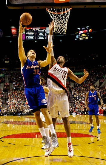 Portland Trail Blazers vs. Los Angeles Clippers - 4/16/14