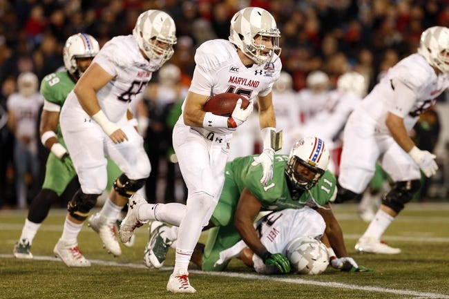College Football Preview: The 2014 Maryland Terrapins