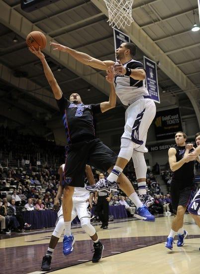 DePaul vs. Northwestern - 12/19/15 College Basketball Pick, Odds, and Prediction