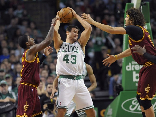 Cleveland Cavaliers vs. Boston Celtics - 4/12/14