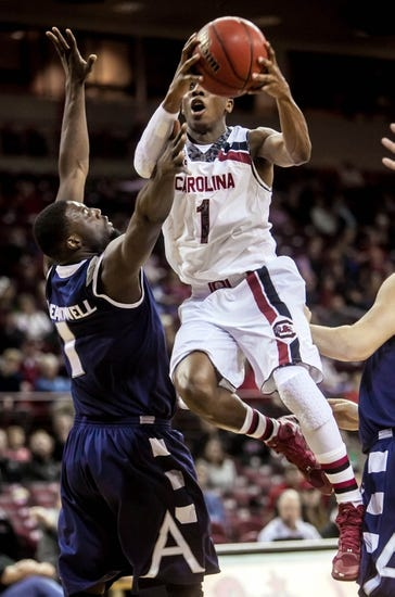 South Carolina vs. Akron - 11/23/14 College Basketball Pick, Odds, and Prediction