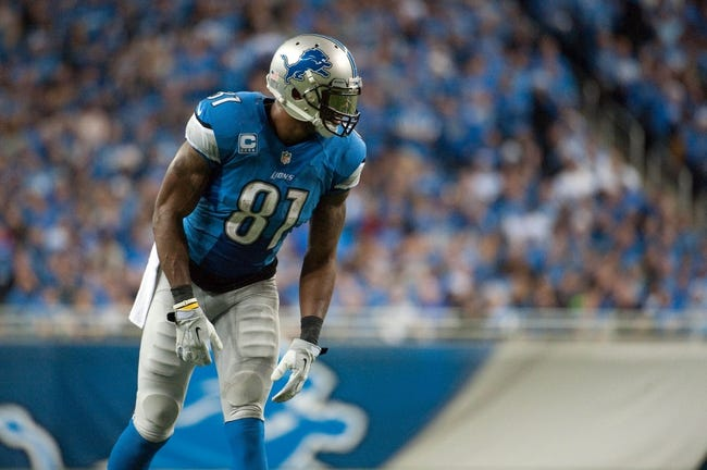 Fantasy Football Draft 2014 Rankings: Power Ranking The Top Fantasy Wide Receivers