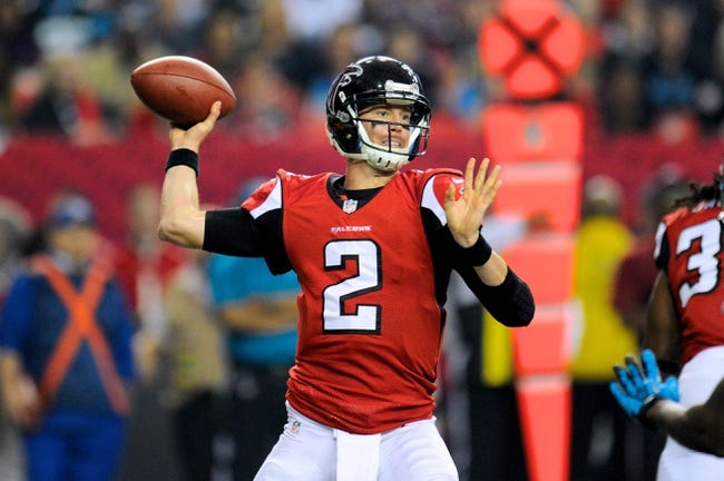 NFL Update: The Atlanta Falcons 2014 Schedule and Status Report Post-2014 NFL Draft
