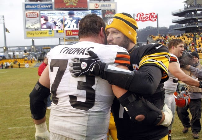Cleveland Browns at Pittsburgh Steelers - 9/7/14 NFL Pick and Odds