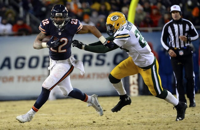 Chicago Bears vs. Green Bay Packers 9/28/14 NFL Pick, Odds, Prediction