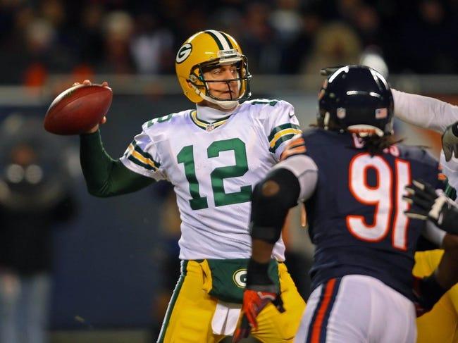 Fantasy Football 2014: Bears at Packers 11/9/14 Week 10 Preview