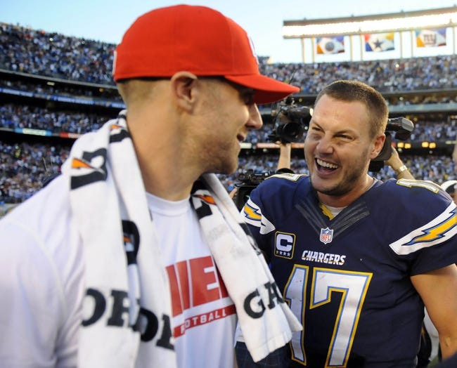 Chiefs vs. Chargers - 12/13/15 NFL Pick, Odds, and Prediction