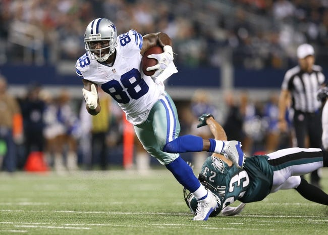 Philadelphia Eagles at Dallas Cowboys- 11/27/14 NFL Pick, Odds, and Prediction
