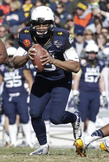 Navy Midshipmen vs. South Florida Bulls - 10/31/15 College Football Pick, Odds, and Prediction