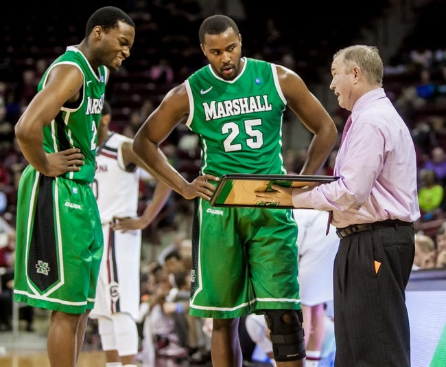 Marshall vs. Penn State - 12/6/14 College Basketball Pick, Odds, and Prediction
