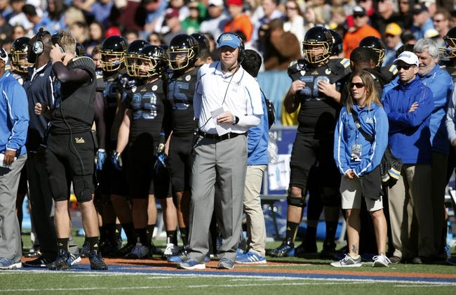 College Football Preview: The 2014 UCLA Bruins
