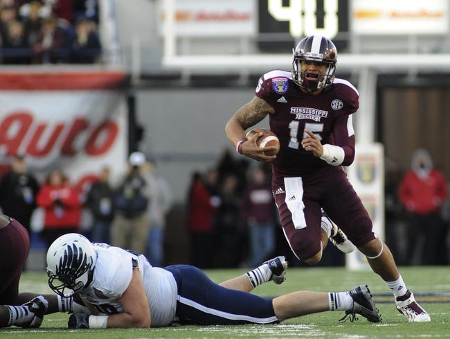 Mississippi State Bulldogs vs. Southern Miss Golden Eagles 8/30/14 Free College Football Pick