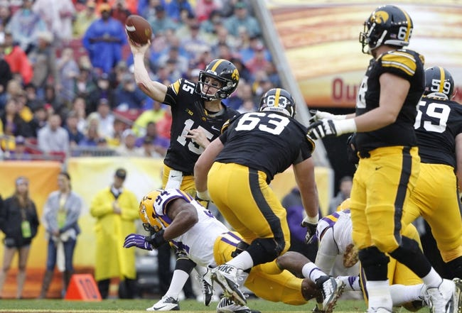 College Football Preview: The 2014 Iowa Hawkeyes
