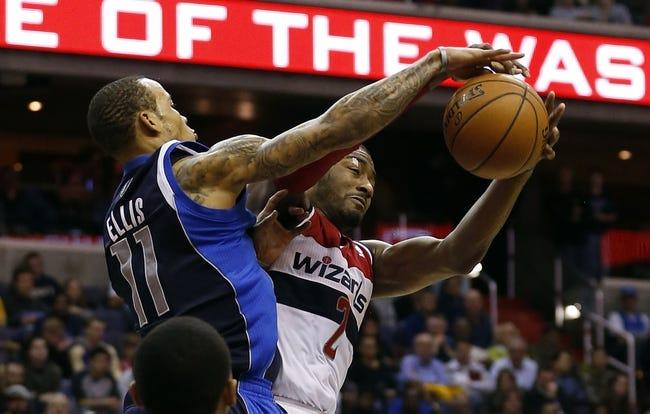 Wizards vs. Mavericks - 11/19/14 NBA Pick, Odds, and Prediction