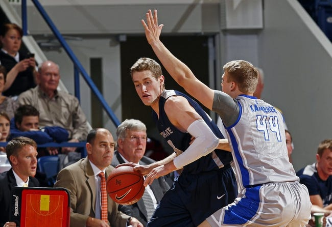 Air Force vs. Utah State - 2/28/15 College Basketball Pick, Odds, and Prediction