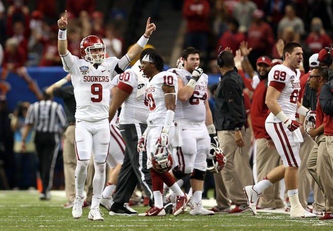 Oklahoma Sooners vs. Louisiana Tech Bulldogs NCAAF Pick, Odds, Prediction - 8/30/14