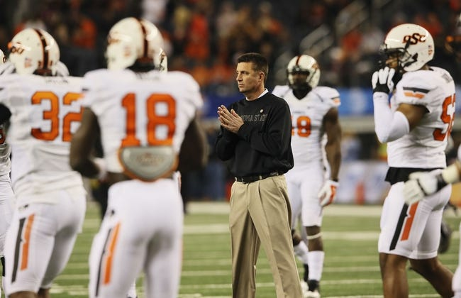 College Football Preview: The 2014 Oklahoma State Cowboys