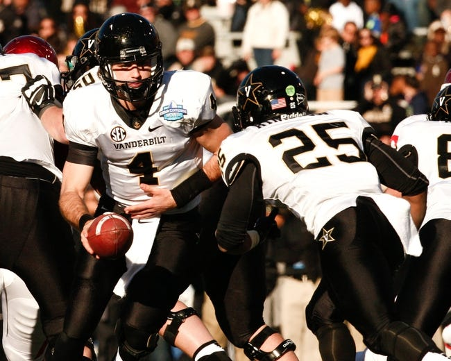 College Football Preview: The 2014 Vanderbilt Commodores