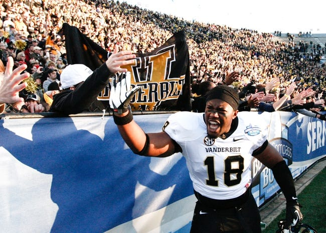 Temple Owls vs. Vanderbilt Commodores Pick-Odds-Prediction - 8/28/14