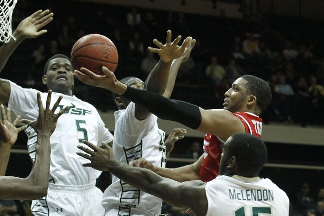 South Florida vs. Houston - 12/30/15 College Basketball Pick, Odds, and Prediction