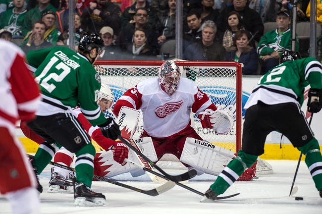 Detroit Red Wings vs. Dallas Stars - 12/4/14 NHL Pick, Odds, and Prediction