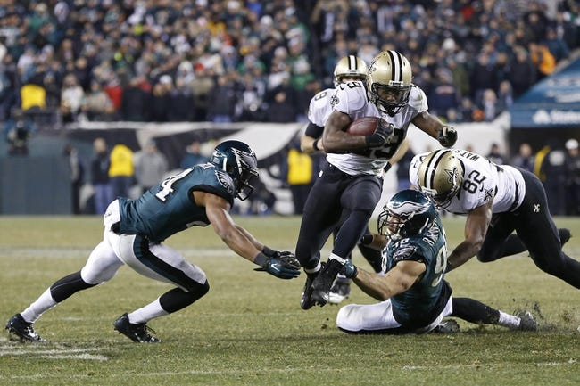 NFL | New Orleans Saints (1-3) at Philadelphia Eagles (1-3)