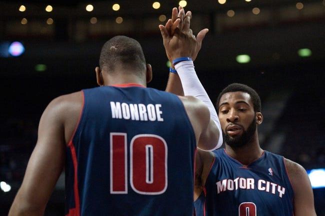 Detroit Pistons: NBA 2014-15 Season Preview, Prediction, Outlook