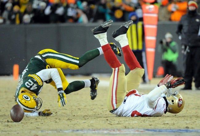 NFL | Green Bay Packers (3-0) at San Francisco 49ers (1-2)