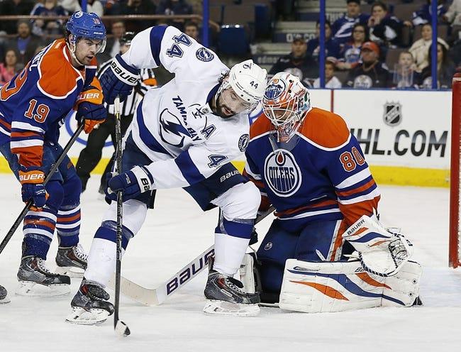 Edmonton Oilers vs. Tampa Bay Lightning - 10/20/14 NHL Pick, Odds, Prediction