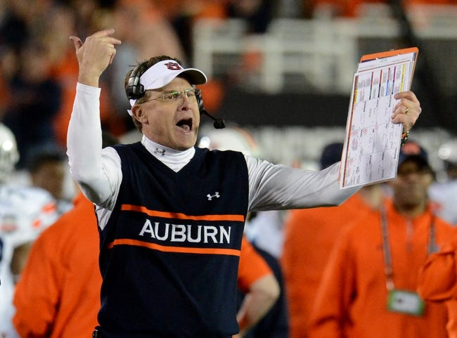 College Football Preview: The 2014 Auburn Tigers