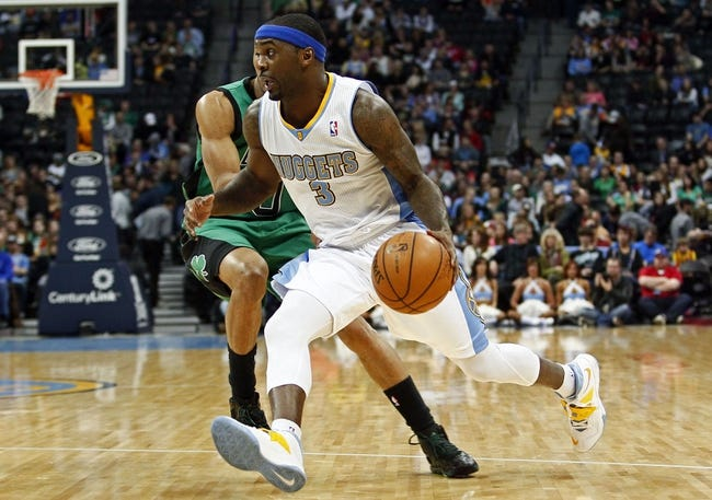 Denver Nuggets vs. Boston Celtics - 1/23/15 NBA Pick, Odds, and Prediction