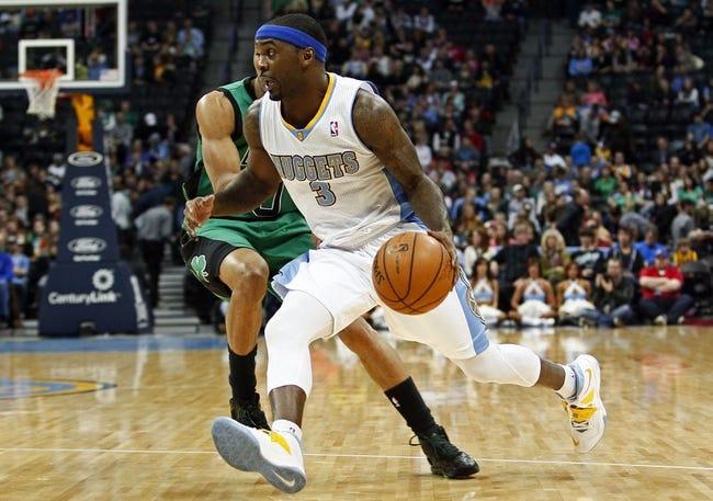 Denver Nuggets vs. Boston Celtics - 1/23/15 NBA Pick, Odds, and Prediction