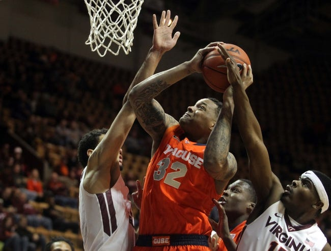 Virginia Tech vs. Syracuse - 1/3/15 College Basketball Pick, Odds, and Prediction