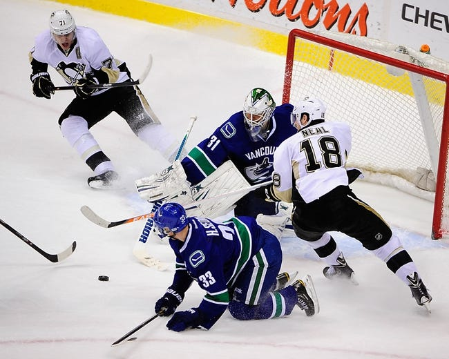 Penguins vs. Canucks - 12/4/14 NHL Pick, Odds, and Prediction