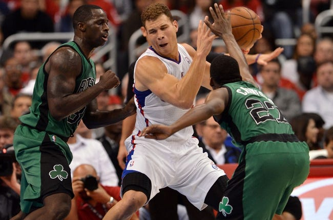 Clippers vs. Celtics - 1/19/15 NBA Pick, Odds, and Prediction