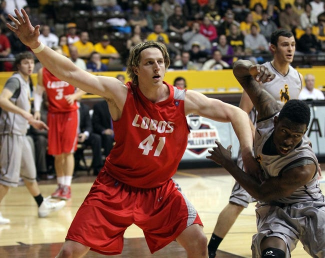 Wyoming vs. New Mexico - 1/24/15 College Basketball Pick, Odds, and Prediction