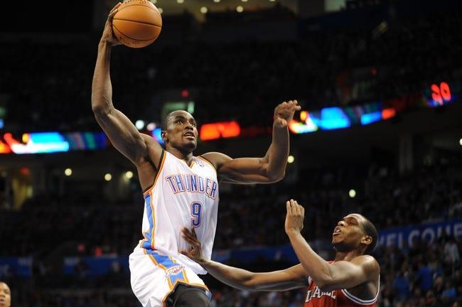 Bucks vs. Thunder - 11/11/14 NBA Pick, Odds, and Prediction