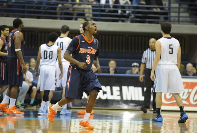 Pepperdine vs. San Diego - 3/7/15 West Coast Quarterfinal Pick, Odds, and Prediction