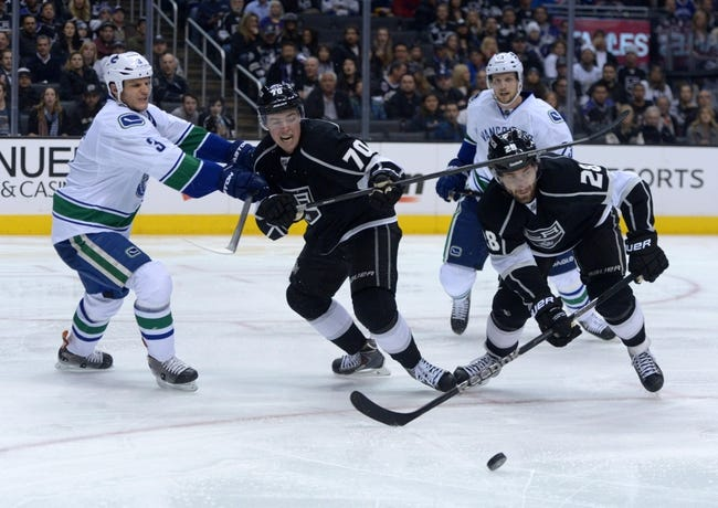 Vancouver Canucks vs. Los Angeles Kings Pick-Odds-Prediction - 4/5/14