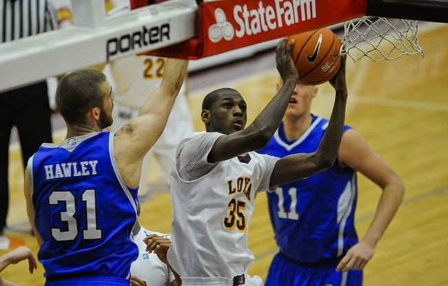 Indiana State Sycamores vs. Loyola of Chicago Ramblers - 3/6/15 College Basketball Pick, Odds, and Prediction