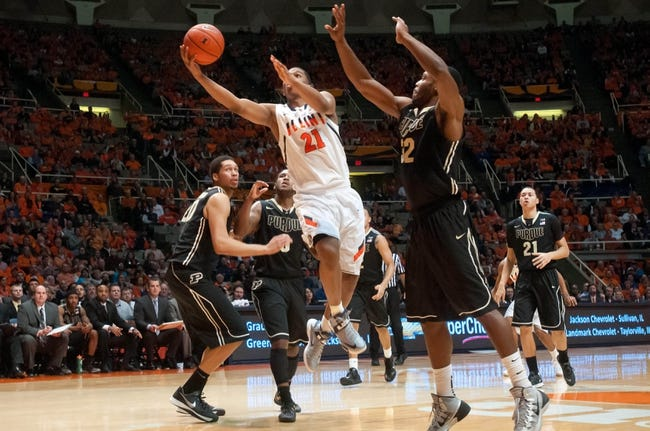 Illinois vs. Purdue - 1/21/15 College Basketball Pick, Odds, and Prediction