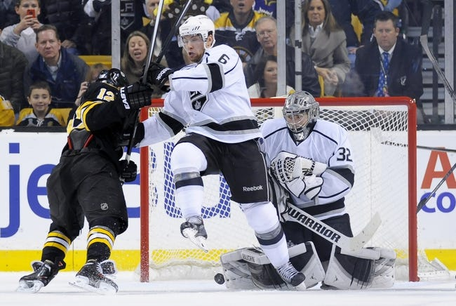 Los Angeles Kings vs. Boston Bruins - 12/2/14 NHL Pick, Odds, and Prediction