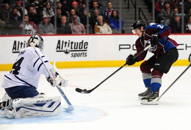 Toronto Maple Leafs vs. Colorado Avalanche Pick-Odds-Prediction - 10/14/14