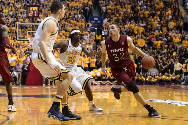 Temple Owls vs. La Salle Explorers - 12/6/14 College Basketball Pick, Odds, and Prediction