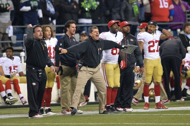 NFL Update: The San Francisco 49ers 2014 Schedule and Status Report Post-2014 NFL Draft