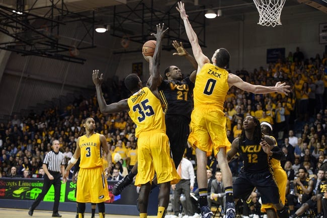 VCU vs. La Salle - 2/11/15 College Basketball Pick, Odds, and Prediction