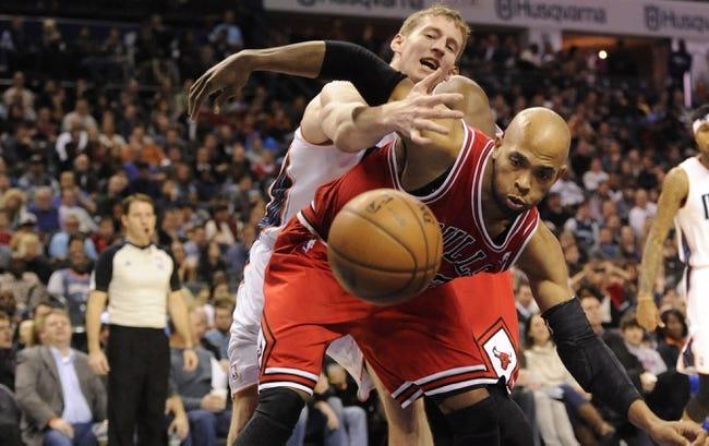 Charlotte Bobcats vs. Chicago Bulls - 4/16/14